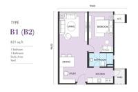 Serviced Residence For Sale at Eko Cheras, Cheras