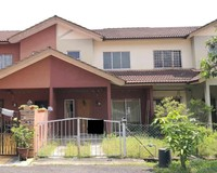 Terrace House For Auction at Taman Serendah Makmur, Serendah