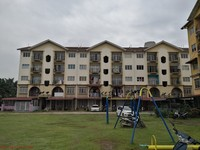 Property for Auction at Taman D' Menara Apartment