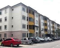 Property for Auction at Taman Langat Murni Apartment