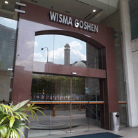 Property for Sale at Wisma Goshen