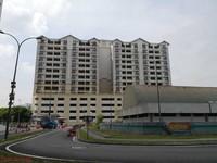Apartment For Auction at Persanda 3 Apartment, Shah Alam