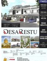 Terrace House For Sale at Taman Desa Restu, Sepang
