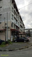Flat For Auction at Taman Sri Janggus Flat, Bukit Mertajam