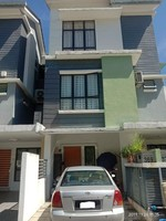 Townhouse For Auction at Bandar Bukit Puchong 2, Puchong