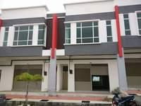 Shop Office For Sale at Pusat Komersial Perwira Gemas, Melaka