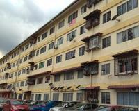 Property for Auction at Pangsapuri Laksamana