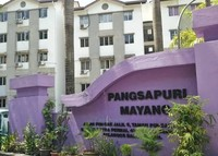 Property for Sale at Pangsapuri Mayang