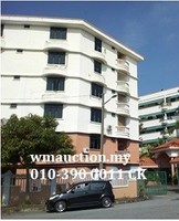 Property for Auction at Pangsapuri Sri Molek