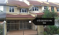 Terrace House For Sale at Taman Sri Putra Mas, Sungai Buloh