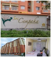Property for Rent at Sri Cempaka Apartment
