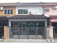 Terrace House For Auction at Taman Cenderawasih Indah, Kuantan