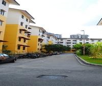 Property for Rent at Pangsapuri Sri Meranti