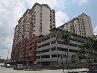 Property for Auction at Sri Camellia Apartment