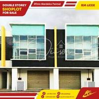 Property for Sale at Taman Merdeka Permai
