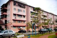 Property for Rent at Pangsapuri Seri Jati