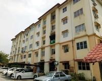 Property for Auction at Pangsapuri Flora II