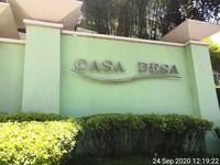 Condo For Auction at Casa Desa, Taman Desa