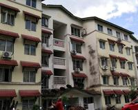Property for Auction at Bayu Apartment