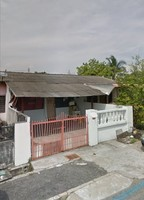 Terrace House For Sale at Taman Inderawasih, Seberang Jaya