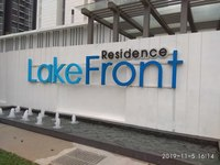 Condo For Auction at Lakefront Residence, Cyberjaya