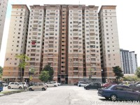 Property for Auction at Laguna Biru Apartment