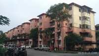 Apartment For Auction at Pangsapuri Sri Kemuning, Kota Kemuning