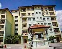 Property for Auction at Pangsapuri Seri Galaksi