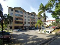 Property for Sale at Indah Apartment