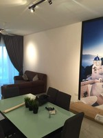 Serviced Residence For Rent at Silk Residence, Balakong