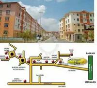 Property for Rent at Seremban Putra Apartments