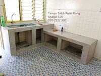 Terrace House For Rent at Taman Teluk Pulai, Klang