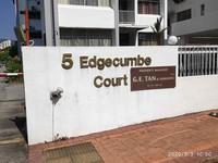 Apartment For Auction at Edgecumbe Court, Pulau Tikus