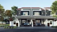 Terrace House For Sale at Perkampungan Tanjung Lumpur, Kuantan