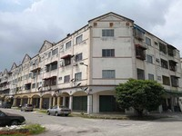 Flat For Auction at Taman Sentosa, Klang