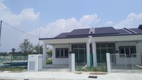 Terrace House For Sale at Kampung Lombong, Shah Alam