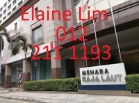 Property for Rent at Menara Raja Laut