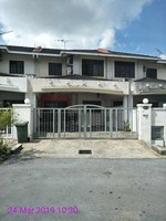 Terrace House For Auction at Tabuan Dusun, Kuching