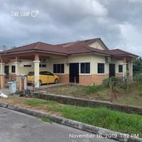 Terrace House For Auction at Bandar Baru Permyjaya, Miri
