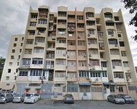 Property for Auction at Kota Nibong Apartment