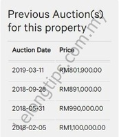 Shop Office For Sale at M Residence, Rawang