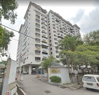 Property for Auction at Taman Bamboo
