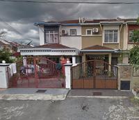 Terrace House For Sale at Taman Sri Bahagia, Cheras South