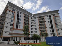 Apartment For Auction at Estana Court, Ukay