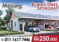 Property for Sale at Taman Mayung