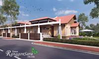 Terrace House For Sale at Taman Ranggonsara, Kerteh