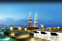 Serviced Residence For Rent at Banyan Tree, KLCC