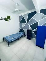 Terrace House Room for Rent at Bandar Botanic, Klang
