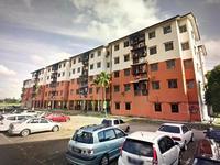 Flat For Sale at Taman Masai Utama, Pasir Gudang