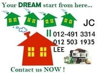 Property for Rent at Taman Sri Segambut